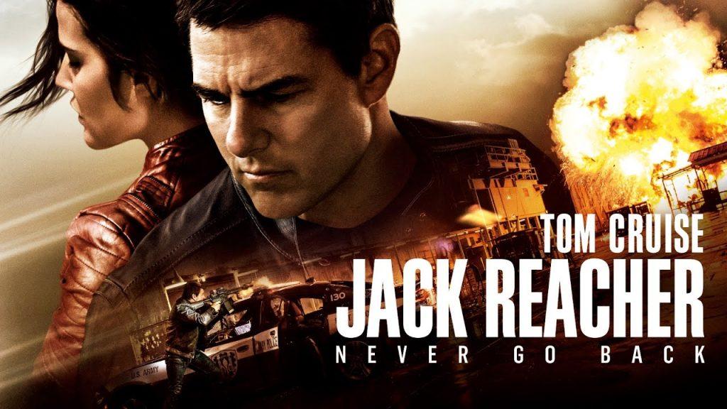 ยูทูป ดูหนัง กับเรื่อง Jack Reacher : Never Go Back