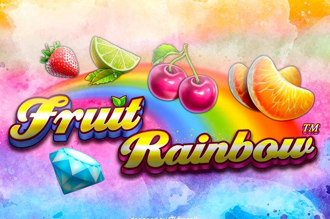 slot online มือถือ กับเกมส์  Fruit Rainbow