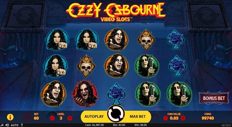 ทดลองเล่น Ozzy Osbourne